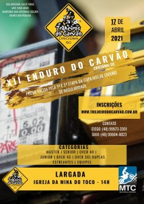 XII ENDURO DO CARVÃO